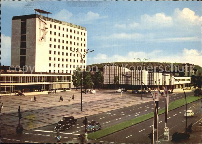 Wolfsburg Rathaus Kulturzentrum Kat. Wolfsburg