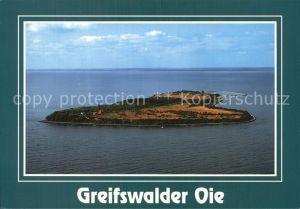 Greifswalder Oie Fliegeraufnahme