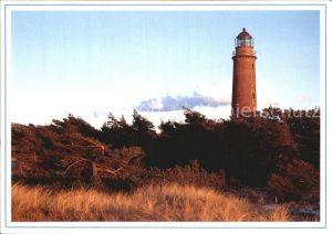 Darss Region Ostsee Leuchtturm Kat. Wieck Darss