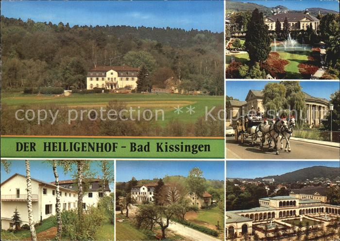 Bad Kissingen Der Heiligenhof Kat. Bad Kissingen
