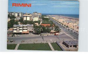 Rimini Panorama di Marina Centro Spiaggia Kat. Rimini