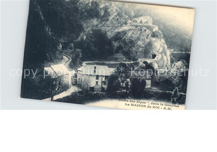 La Maison Dieu Route des Alpes Kat. La Maison Dieu
