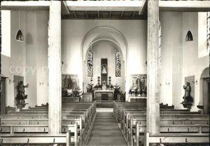 St Pelagiberg Inneres der Wallfahrtskirche Kat. St Pelagiberg