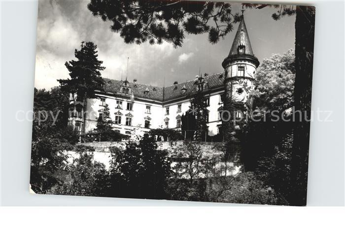 Huettwilen Schloss Steinegg Kat. Huettwilen