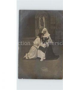 Mulhouse Muehlhausen Frauen Nonne Kat. Mulhouse