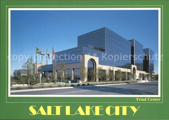Salt Lake City Tirad Center Kat. Salt Lake City