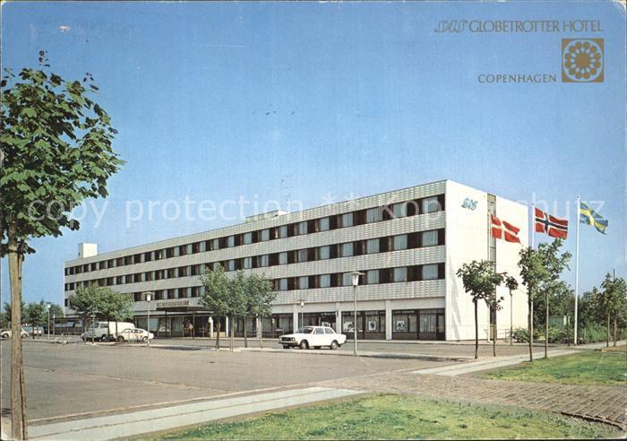 ak copenhagen egmont hotel g ste in der gartenanlage nr 6755667 oldthing technik geb ude. Black Bedroom Furniture Sets. Home Design Ideas