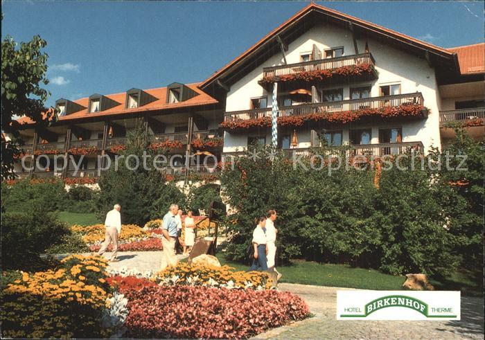 Bad Griesbach Rottal Hotel Birkenhof Therme Kat Bad Griesbach I Rottal