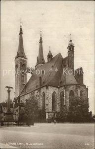 Coethen St. Jacobskirche Kat. Coethen