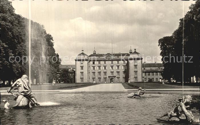 Schwetzingen Schlossgarten Arion  Kat. Schwetzingen