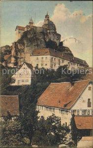 Burg Hohenstein  Kat. Hohenstein