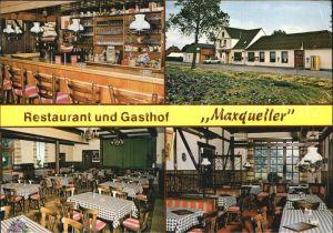 Kaiser Wilhelm Koog Restaurant Maxqueller  Kat. Kaiser Wilhelm Koog