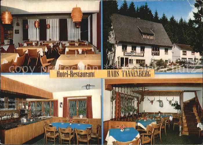 "AK Freudenberg Lindenberg Hotel Restaurant ""Haus"