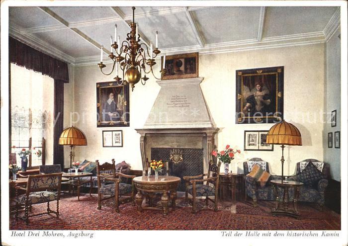 Kaminbauer Augsburg augsburg hotel drei mohren halle mit kamin augsburg nr de10717