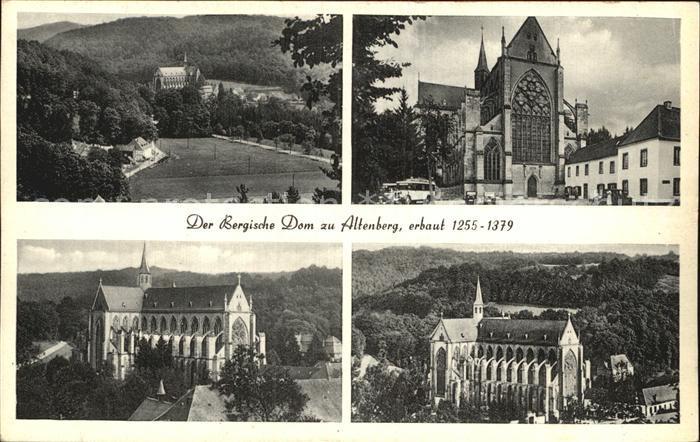 Altenberg Rheinland Bergischer Dom Kat. Odenthal