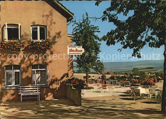Bannensiek Hotel Pension Sonnenhoehe Kat. Hameln