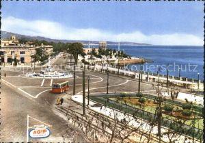 Messina Sicilia Piazza del Governo e Nettuno Kat. Messina