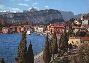 Torbole Lago di Garda Partie am Lago di Garda Kat. Italien