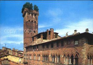 Lucca Palast Guinigi Kat. Lucca