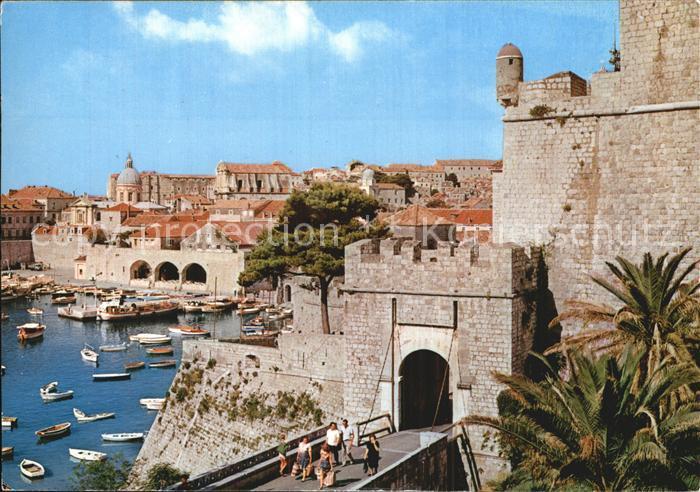 Dubrovnik Ragusa  Kat. Dubrovnik