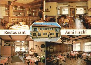Grosshoeflein Restaurant Anni Fischl Gastraeume Bar Kat. Grosshoeflein