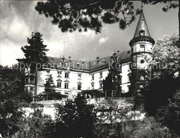 Huttwil Schloss Steinegg Kat. Huttwil