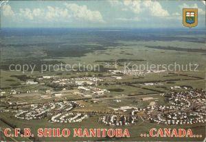 Manitoba C.F.B. Shilo Manitoba Canada Kat. Kanada