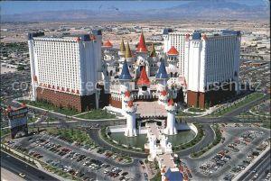 Las Vegas Nevada Excalibur Hotel Casino Kat. Las Vegas
