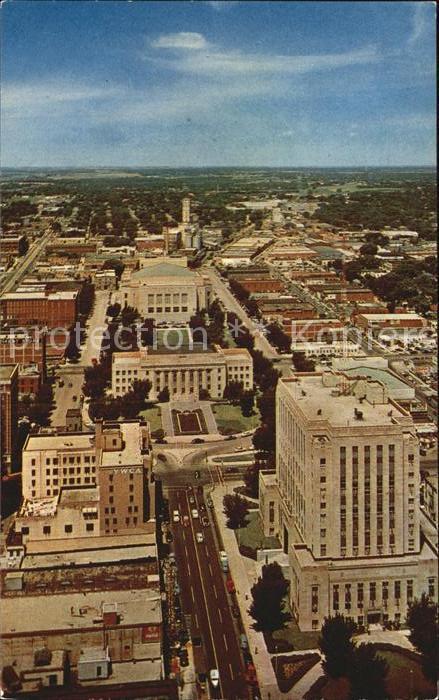Oklahoma City Civic Center  Kat. Oklahoma City