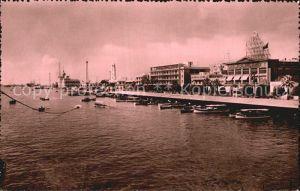 Port Said Le Port Hafen Kat. Port Said