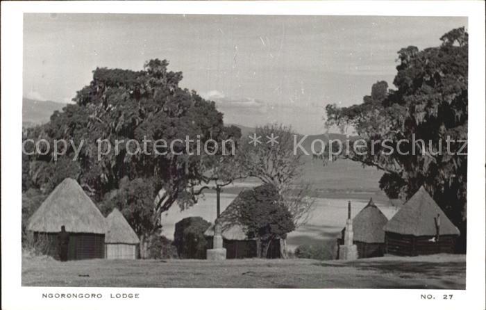 Tansania Ngorongoro Lodge Kat. Tansania