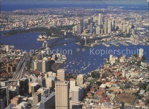 Sydney New South Wales Fliegeraufnahme Kat. Sydney
