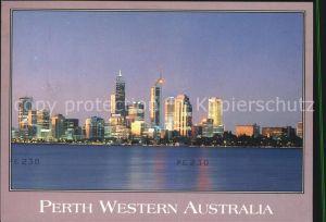 Perth Western Australia Skyline Downtown Kat. Perth