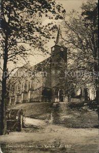 Heelsum Doorwerth Kerkje