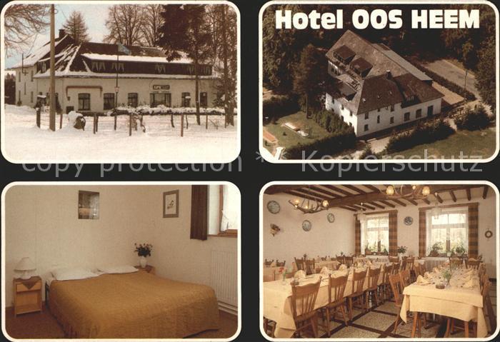 Amel Belgien Hotel Oos Heem