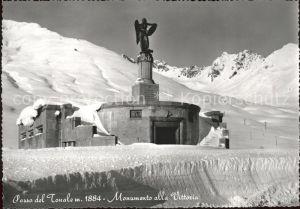 Passo del Tonale Monumento alla Vittoria