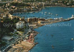 San Margherita Ligure Veduta aerea del Porto
