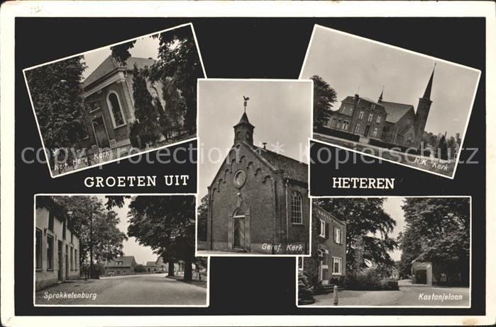 Bild zu Heteren Kerk Kast...