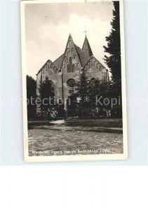 Garderen Ingang van de Kerk Kirche
