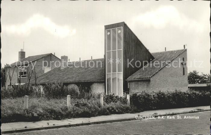 Lunteren Kerk St. Antonius