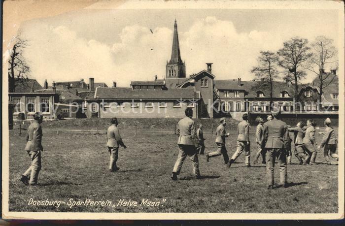Doesburg Sportterrein Halve Maan