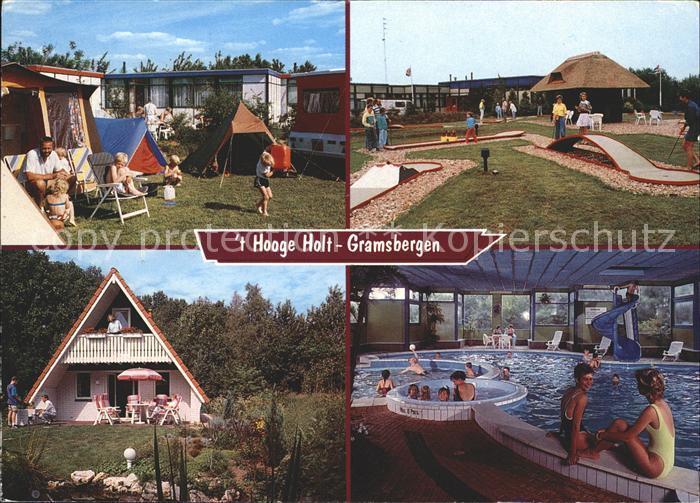 Gramsbergen Ferienanlage  t Hooge Holt