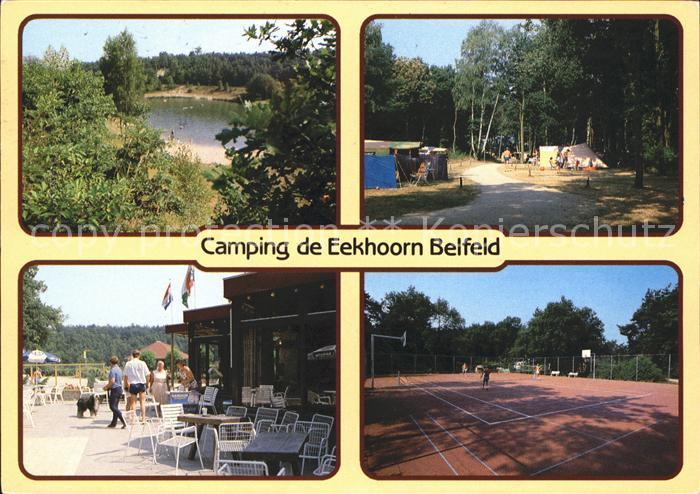 Belfeld Camping Eekhoorn