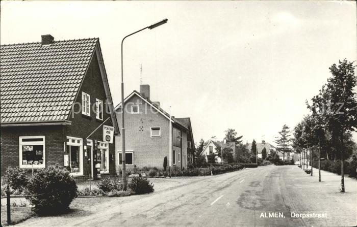 Almen Dorpsstraat /  /