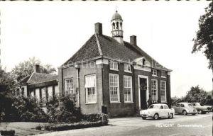 Helvoirt Gemeentehuis