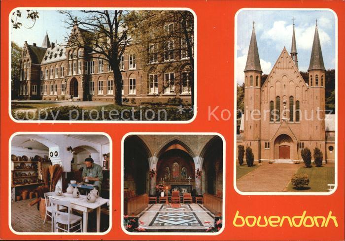 Hoeven Bovendonk Centrum voor bezinning ontmoeting Vorming en expressie voor enkeling Gezin en groep