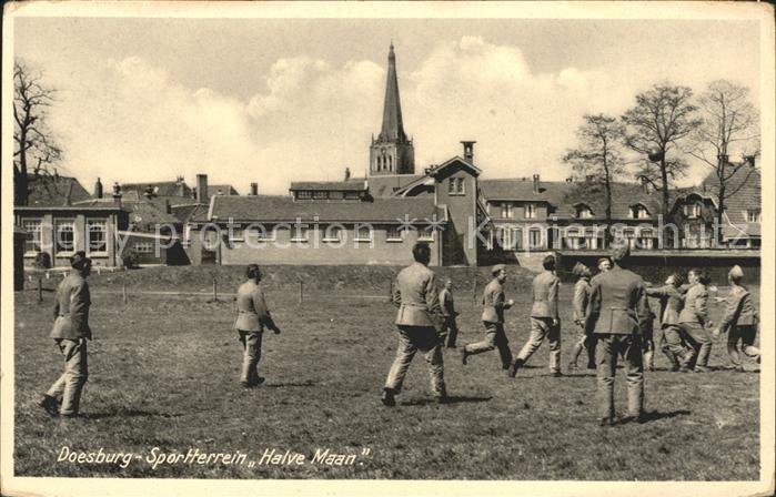 Doesburg Sportterein Halve Maan /  /