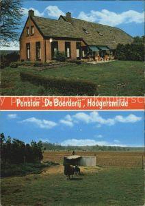 Hoogersmilde Pension De Boerderij