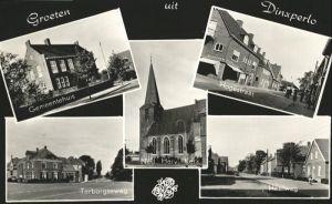 Dinxperlo Heelweg TerborgsewegGemeentehuis Hogestraat /  /
