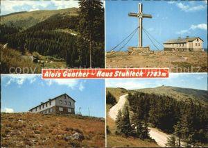 Steinhaus am Semmering Alois Guentherhaus Stuhleck